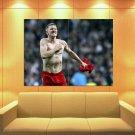 Bastian Schweinsteiger Bayern Munich Football Soccer HUGE GIANT Print POSTER