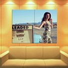 Selena Gomez Beautiful Girl Cute Singer Actress Huge Giant Print Poster