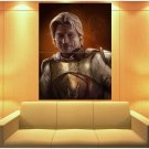 Jaime Lannister Portrait Painting Game Of Thrones Huge Giant Print Poster