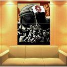 Clone Republic Commando Delta Art Star Wars Huge Giant Print Poster