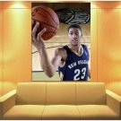 Anthony Davis New Orleans Pelicans Basketball Huge Giant Print Poster