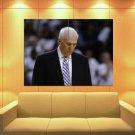 Gregg Popovich Coach Pop San Antonio Spurs Huge Giant Print Poster