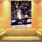 Michael Jordan Washington Wizards Basketball Huge Giant Print Poster