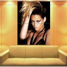 Rihanna Makeup Hot Hair R B Pop Music Rare Huge Giant Print Poster