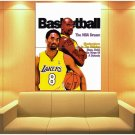 Shaquille O Neal Lakers Art Basketball Sport Huge Giant Print Poster