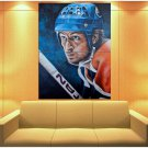 Wayne Gretzky Painting Art Classic Hockey Sport Huge Giant Print Poster