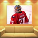 Braden Holtby Washington Capitals Goaltender Hockey HUGE GIANT Print POSTER