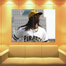 Andrew Stefan Mc Cutchen Pittsburgh Pirates Baseball Huge Giant Print Poster