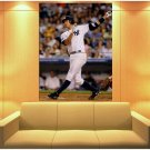 Alex Rodriguez New York Yankees Baseball Sport Huge Giant Print Poster