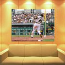 Andrew Mc Cutchen Pittsburgh Pirates Baseball Sport Huge Giant Print Poster