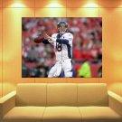 Peyton Manning Denver Broncos Football Sport Huge Giant Print Poster