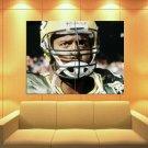 Reggie White Green Bay Packers Football Sport Huge Giant Print Poster