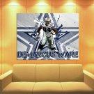 De Marcus Ware Dallas Cowboys Art Football Huge Giant Print Poster
