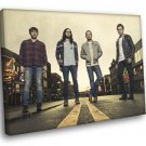 Kings Of Leon Rock Band Music 30x20 Framed Canvas Print