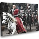 Game Of Thrones Charles Dance Tywin Lannister 30x20 Framed Canvas Print
