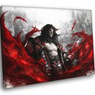 Castlevania Lords Of Shadow 2 Gabriel Belmont Game 30x20 Framed Canvas Print