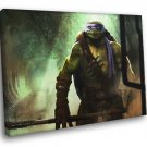Donatello Angry Teenage Mutant Ninja Turtles Art 30x20 Framed Canvas Print