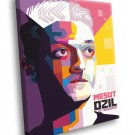 Mesut Ozil Real Madrid Germany Football Soccer 30x20 Framed Canvas Print