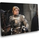 Jaime Lannister Armor Game Of Thrones TV Series 30x20 Framed Canvas Print