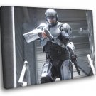 Joel Kinnaman Alex Murphy RoboCop Movie 2014 30x20 Framed Canvas Print