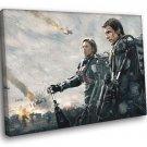 Edge Of Tomorrow Tom Cruise Movie 30x20 Framed Canvas Print