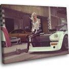 Leonie Hagmeyer Reyinger Datsun 360Z Hot Babe 30x20 Framed Canvas Print