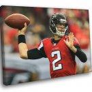 Matthew Thomas Matt Ryan Atlanta Falcons Football 30x20 Framed Canvas Print