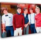 One Direction Harry Styles Zayn Malik Liam 30x20 Framed Canvas Print