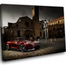 Aston Martin Sports Car 30x20 Framed Canvas Art Print