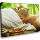 SPA Face Mask Beauty Salon Health 30x20 Framed Canvas Art Print