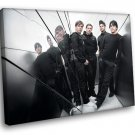 Billy Talent Canadian Punk Rock Band Music 30x20 Framed Canvas Art Print
