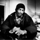 Snoop Dogg BW Rare Young Gangsta Rap Hip Hop Music 32x24 Wall Print POSTER