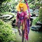 Nicki Minaj Japanese Costume Katana Sexy Hot Beautiful 32x24 Wall Print POSTER