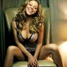Mariah Carey Smile Cleavage Beautiful Hot Sexy 32x24 Wall Print POSTER