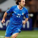 Andrea Pirlo Italy Football Soccer Sport 32x24 Wall Print POSTER