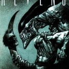 Aliens Xenomorph Dark Creepy Art 32x24 Wall Print POSTER