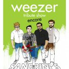 Weezer Pop Punk Emo Indie Rock Band Group Art Painting 32x24 Wall Print POSTER