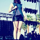 Chvrches Lauren Mayberry Synthpop Music Group 32x24 Wall Print POSTER
