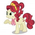 Cherry Jubilee My Little Pony Friendship Is Magic Cute 32x24 Wall Print POSTER