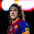 Carles Puyol FC Barcelona Soccer Football Sport 32x24 Wall Print POSTER