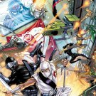 G I Joe Vs Cobra Battle Amazing Art 32x24 Wall Print POSTER