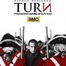 Turn Awesome Tv Series 32x24 Wall Print POSTER