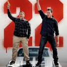 22 Jump Street Channing Tatum Jonah Hill Movie 32x24 Wall Print POSTER