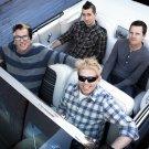 The Offspring Car Rock Band Dexter Holland Pete Parada 32x24 Wall Print POSTER