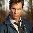 Rustin Rust Cohle True Detective Matthew McConaughey 32x24 Wall Print POSTER