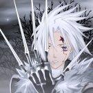 Allen Walker D Gray Man Anime Manga Art 32x24 Wall Print POSTER