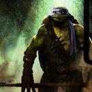 Donatello Angry Teenage Mutant Ninja Turtles Art 32x24 Print Poster