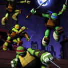 Teenage Mutant Ninja Turtles 2012 TV Series Art 32x24 Print Poster