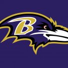 Baltimore Ravens Football Logo Hockey Sport Art 32x24 Print Poster