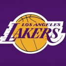 Los Angeles Lakers Logo Basketball Sport Art 32x24 Print Poster